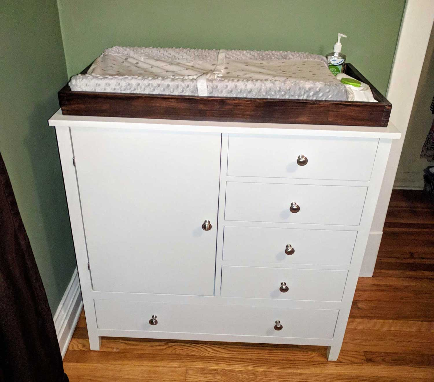 First Piece of Furniture